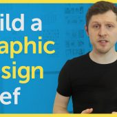 Build Your Own Graphic Design Brief  |  Free brief template & client sheets