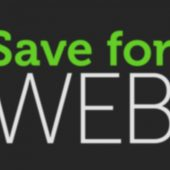 Save for web in Adobe Photoshop – EP 33/33