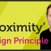 'Proximity' Design principle of Graphic Design / Design theory – EP 13/45