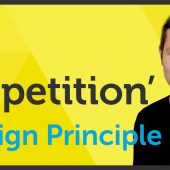 'Repetition' Design principle of Graphic Design / Design theory – EP 14/45