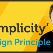 'Simplicity' Design principle of Graphic Design / Design theory – EP 15/45