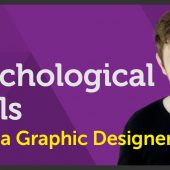 Psychological skills to be a Graphic designer? – EP 20/45