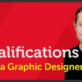 Qualifications to be a Graphic designer? – EP 30/45
