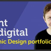 Print or digital graphic design portfolio? – EP 34/45