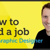 How do I find a Graphic Design job? – EP 38/45