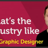 What's the Industry like for a Graphic Designer? – EP 43/45