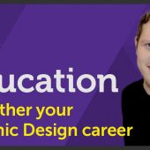 Education to further your Graphic Design career? – EP 45/45