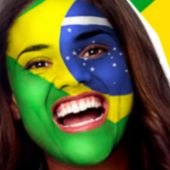 Paint your national flag face In Adobe Photoshop