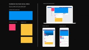 Facebook Social Media Design Kit For Photoshop 2018 Free Template