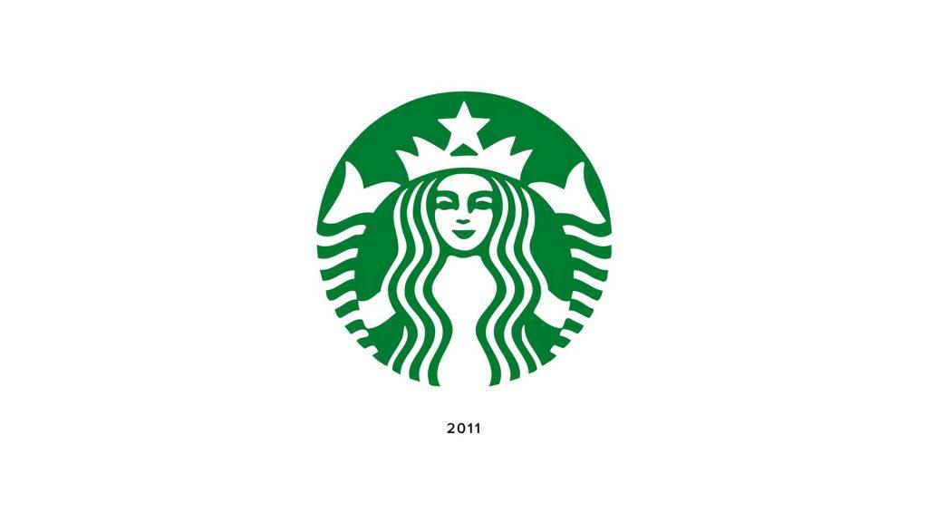 Current Starbucks logo
