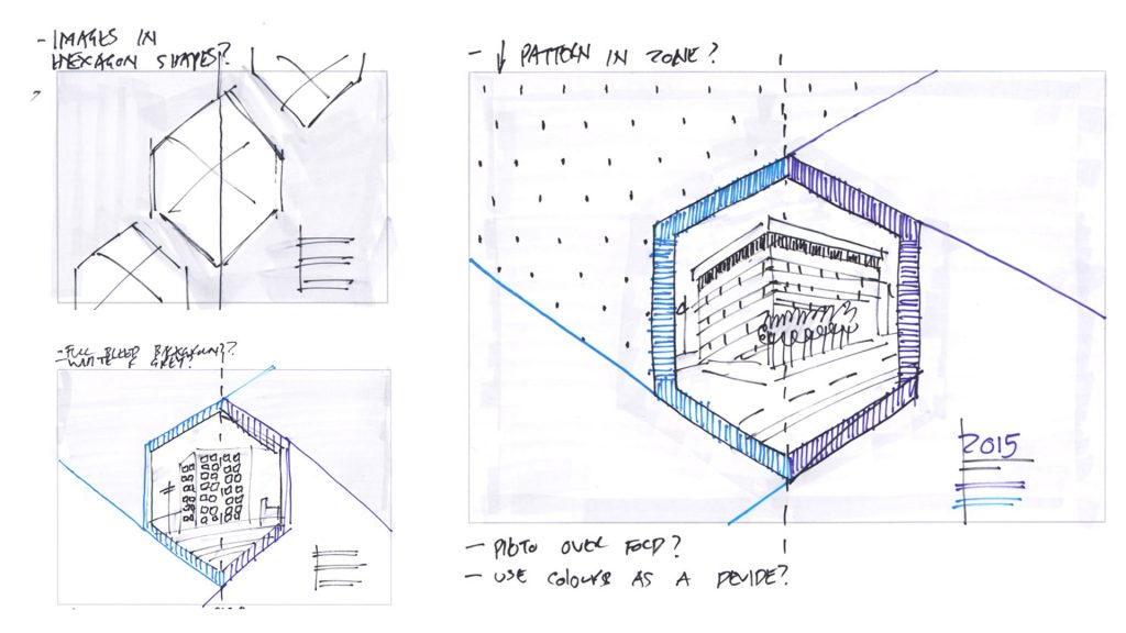 Brochure layout scamp