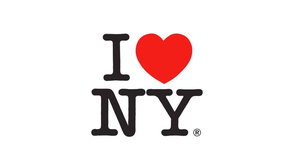 I (heart) NY logo