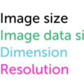 Image size, Dimension, & Resolution in Adobe Photoshop – EP 4/33