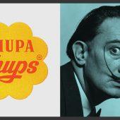 Chupa Chups Logo – Salvador Dali  |  Logo design & Designer review