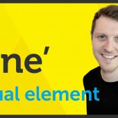 'Line' Visual element of Graphic Design / Design theory – EP 2/45