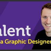 Talent to be a Graphic Designer? – EP 21/45