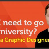 Do I need to go to University to be a Graphic Designer? – EP 29/45