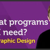 What programs do I need as a Graphic designer? – EP 32/45