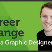 Career change to be a Graphic Designer? – EP 36/45