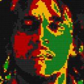 Lego Portrait in Adobe Photoshop Tutorial