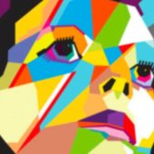Create WPAP Style Art In Adobe Illustrator – Ziggy Stardust