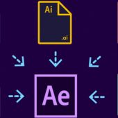 Ep 13 – Importing Files Into After Effects